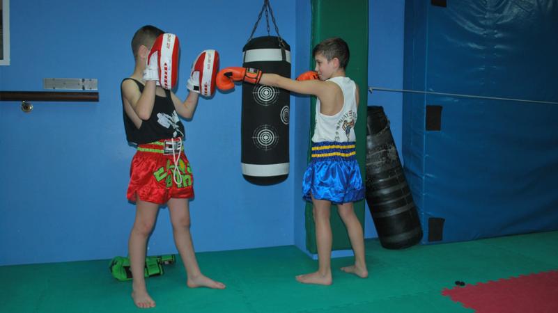 clases de Kick Boxing